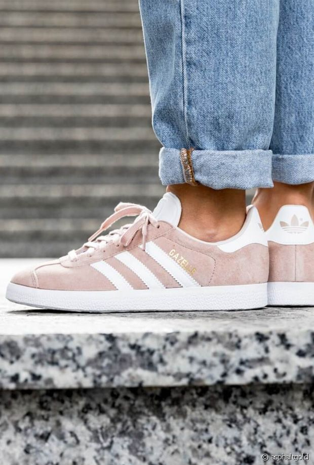 authentic quality cute new product Gazelles d'Adidas : les plus beaux modèles du printemps ...