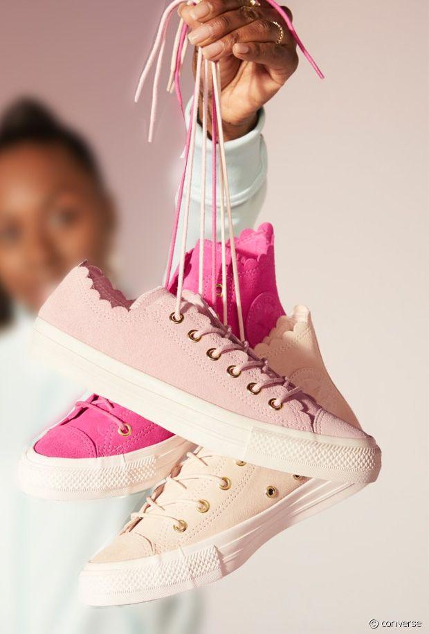 ed6d2baad22c Sélection de chaussures rose pastel pour le printemps