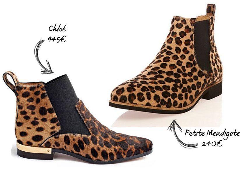L'imprimé léopard de Chloé