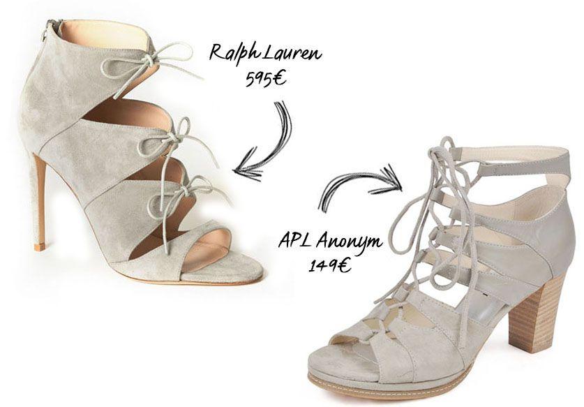 Les ajourés de Ralph Lauren