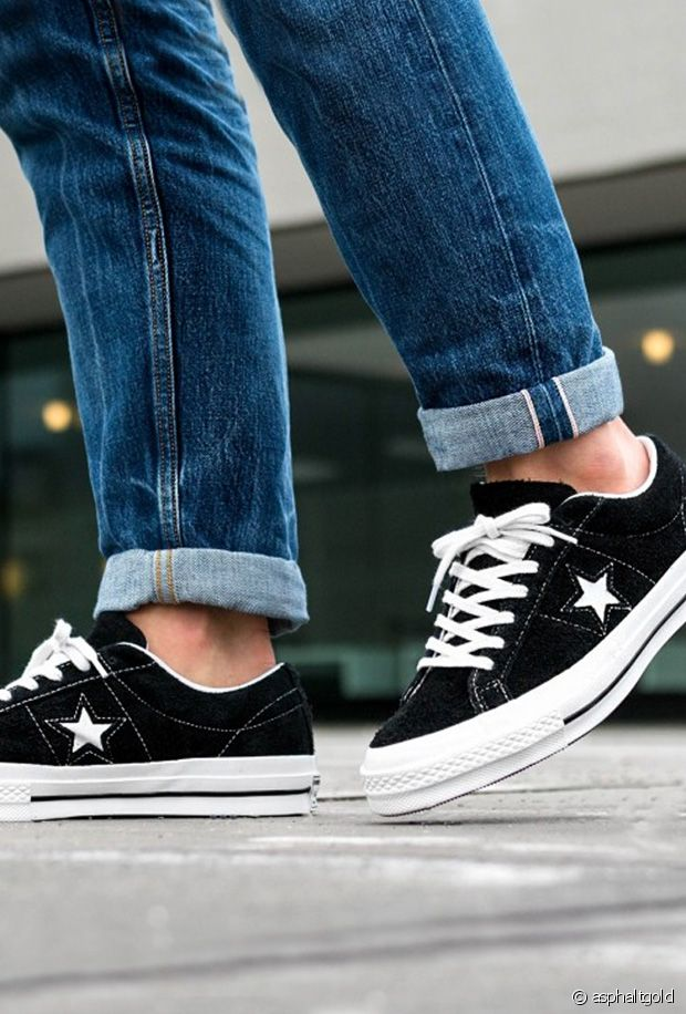 one star la nouvelle basket de converse Run Baby Run