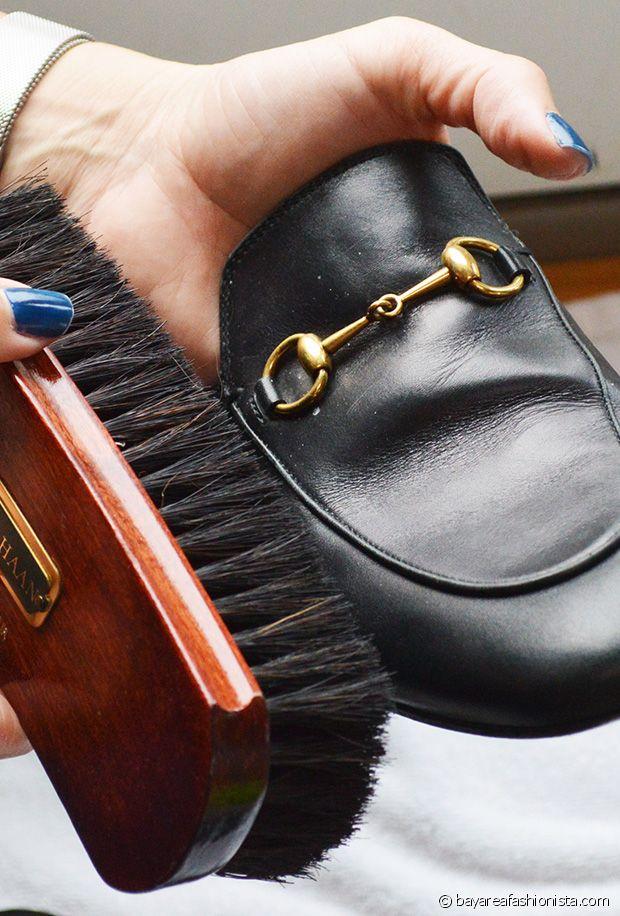 Ses En Lisse Cirer Comment Chaussures Cuir nA8xOw75q1