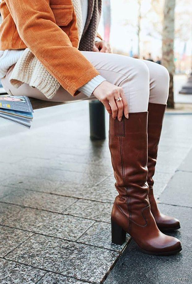 Bottes à talons : 10 paires de bottes hautement désirables