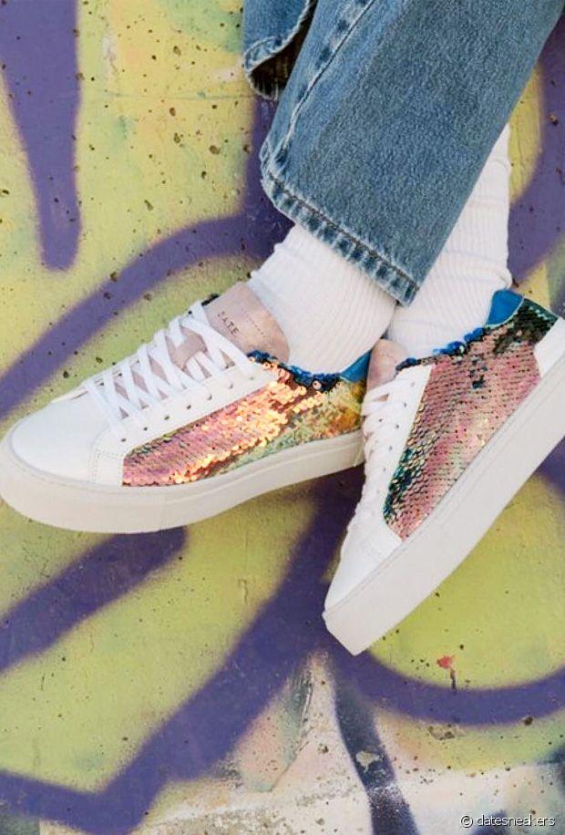 Chaussures à sequins : la sélection pour briller de mille feux cet été