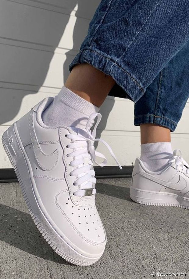 air force 1 fille noir