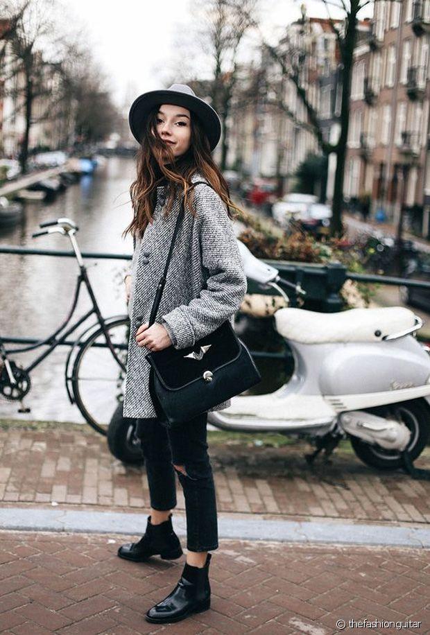 Comment porter des bottines Chelsea cet automne-hiver ?