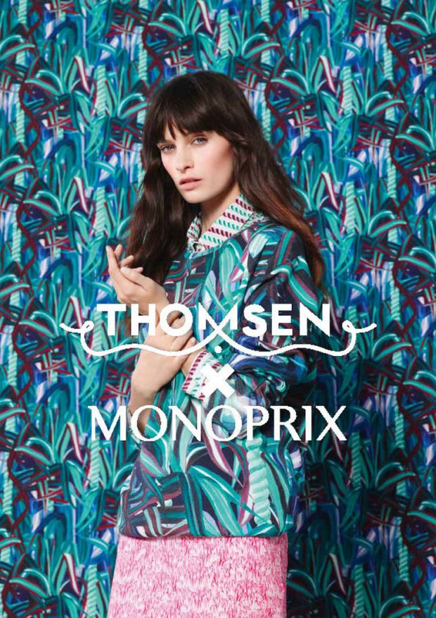 Monoprix x Thomsen