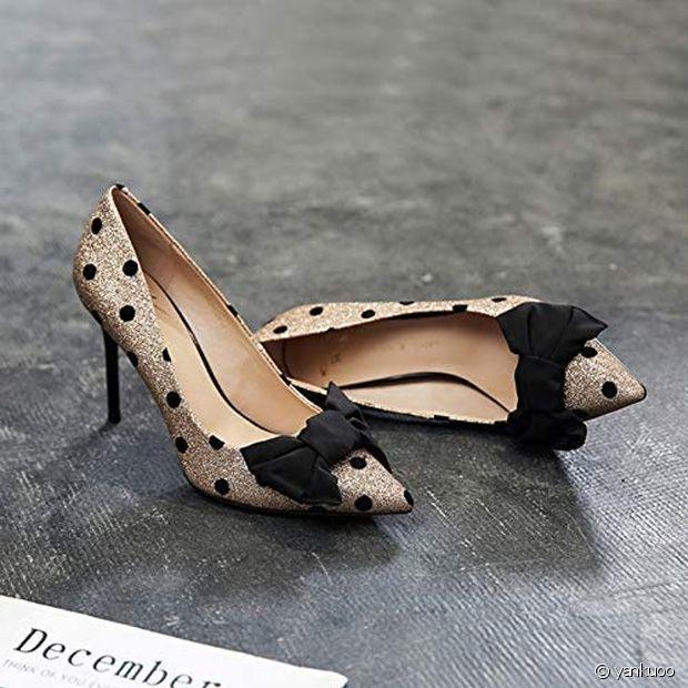 Wanted Des Chaussures à Pois Pour Le Printemps été 2020 Run Baby Run
