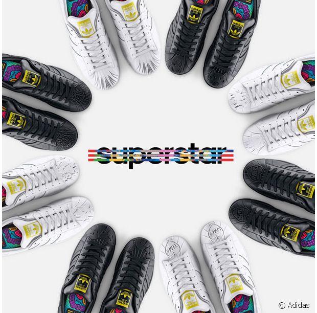 Les Superstars texturées de Zaha Hadid et Mr.