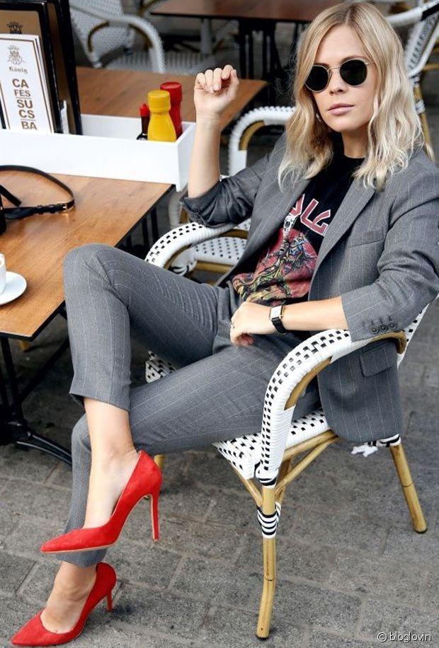 10 paires de chaussures rouges pour illuminer l'hiver