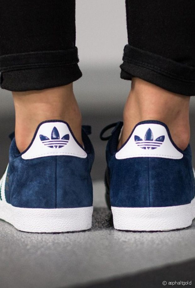 19ec0ba481d76 Chaussures bleu marine   10 paires idéales pour l automne