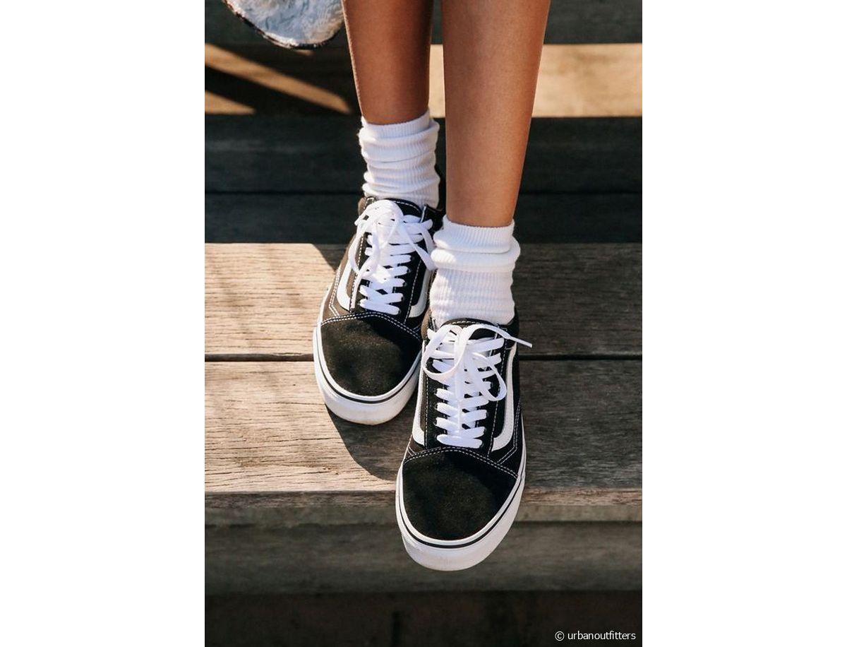 Comment porter les baskets Vans Old Skool ? Run Baby Run