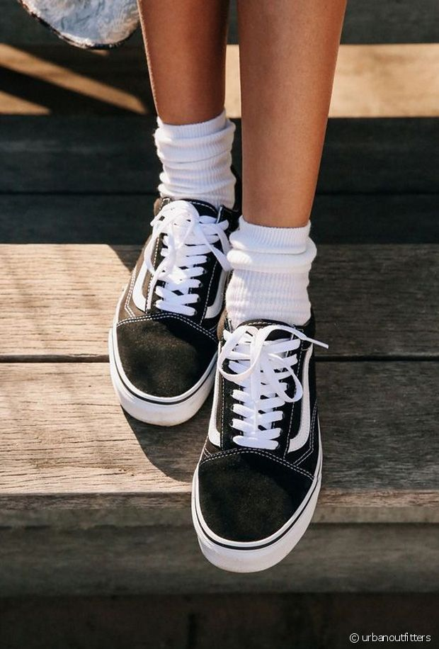 Comment porter les baskets Vans Old Skool ? Run Baby Run