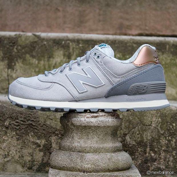 new balance grise cuivre