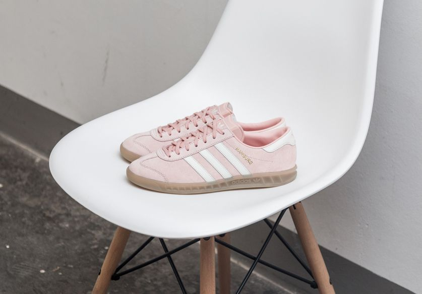 Les sneakers pastel toutes douces
