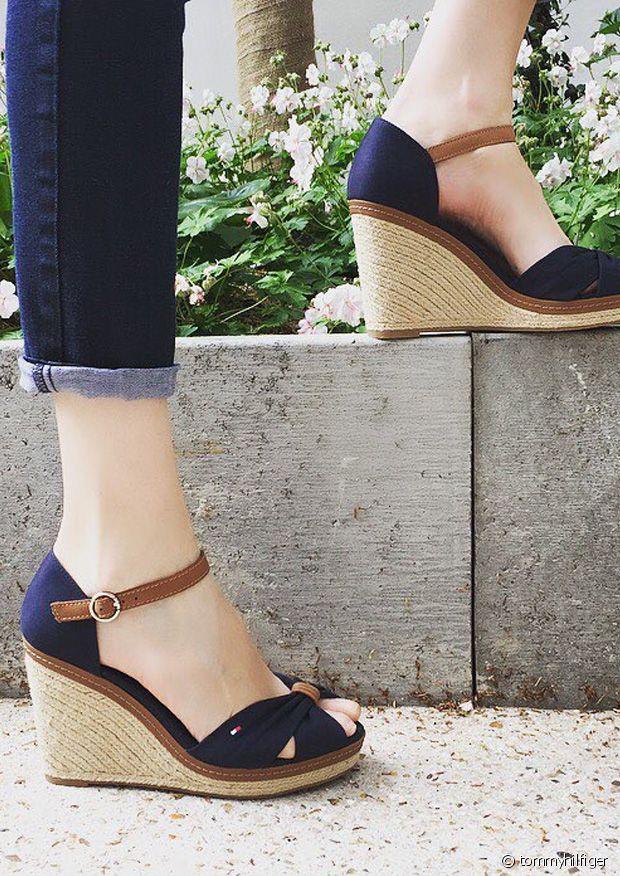 Sélection de chaussures bleu marine