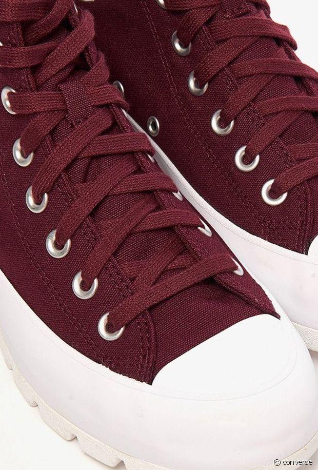 10 paires de chaussures bordeaux à tomber pour l'automne-hiver 2019-2020