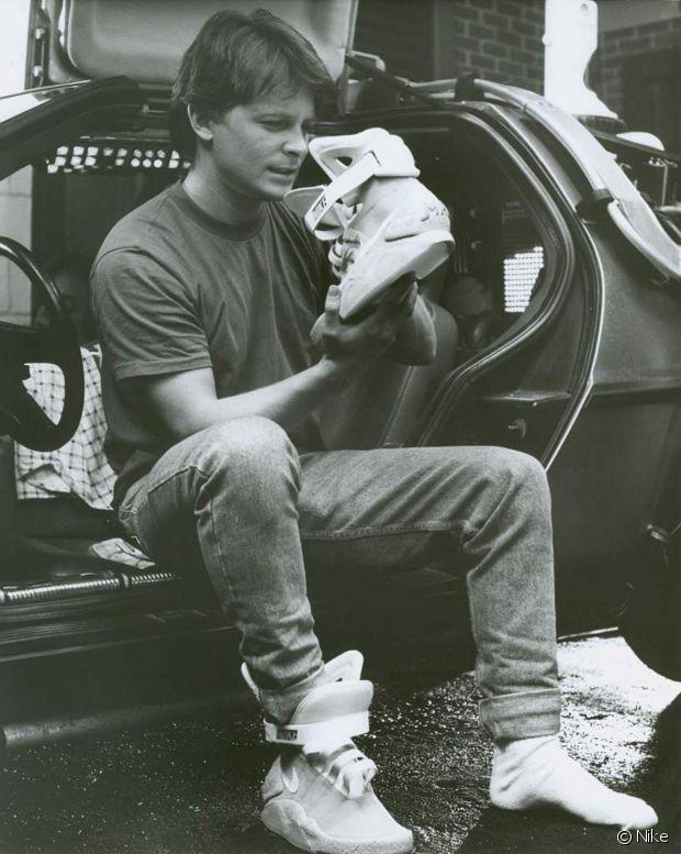 Marty McFly Nike