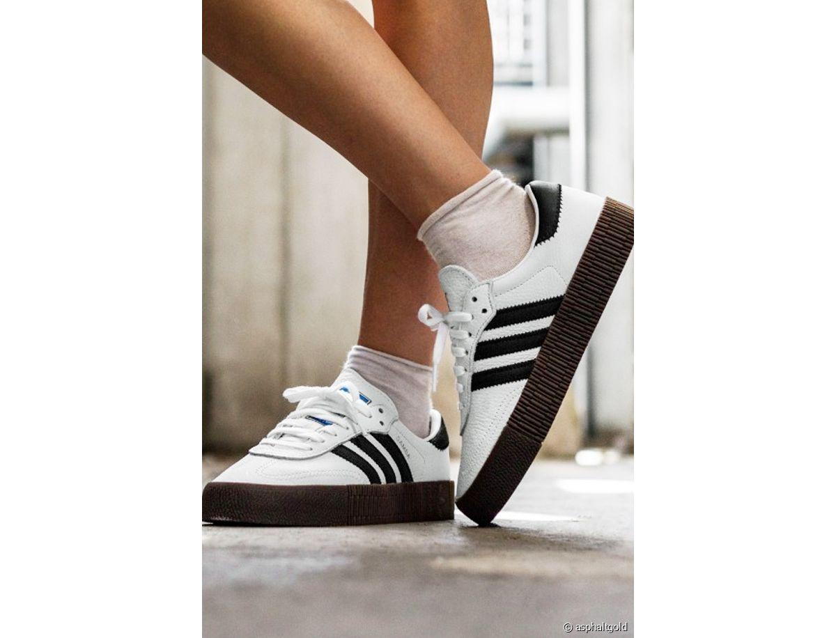 adidas samba le retour des baskets vintage - Run Baby Run