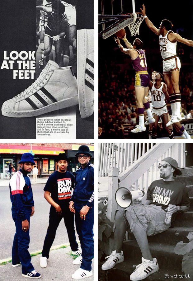 De la NBA à Run DMC en passant par Redman : la culture basket et hip hop fait l'ADN des Superstars