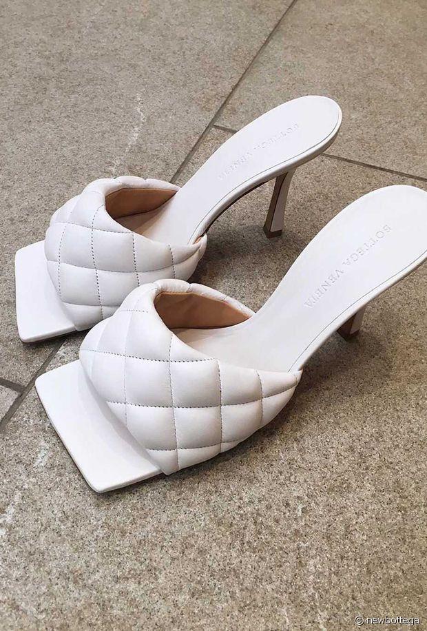 Les chaussures matelassées : comment adopter la tendance ?