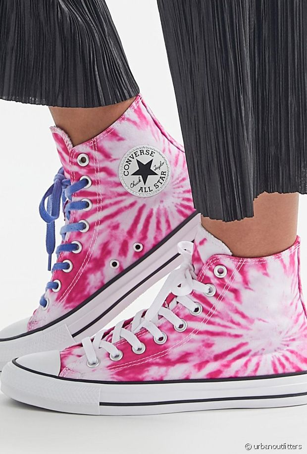 chaussure converse montante