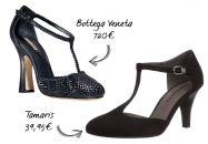 Les salomés noires de Bottega Veneta