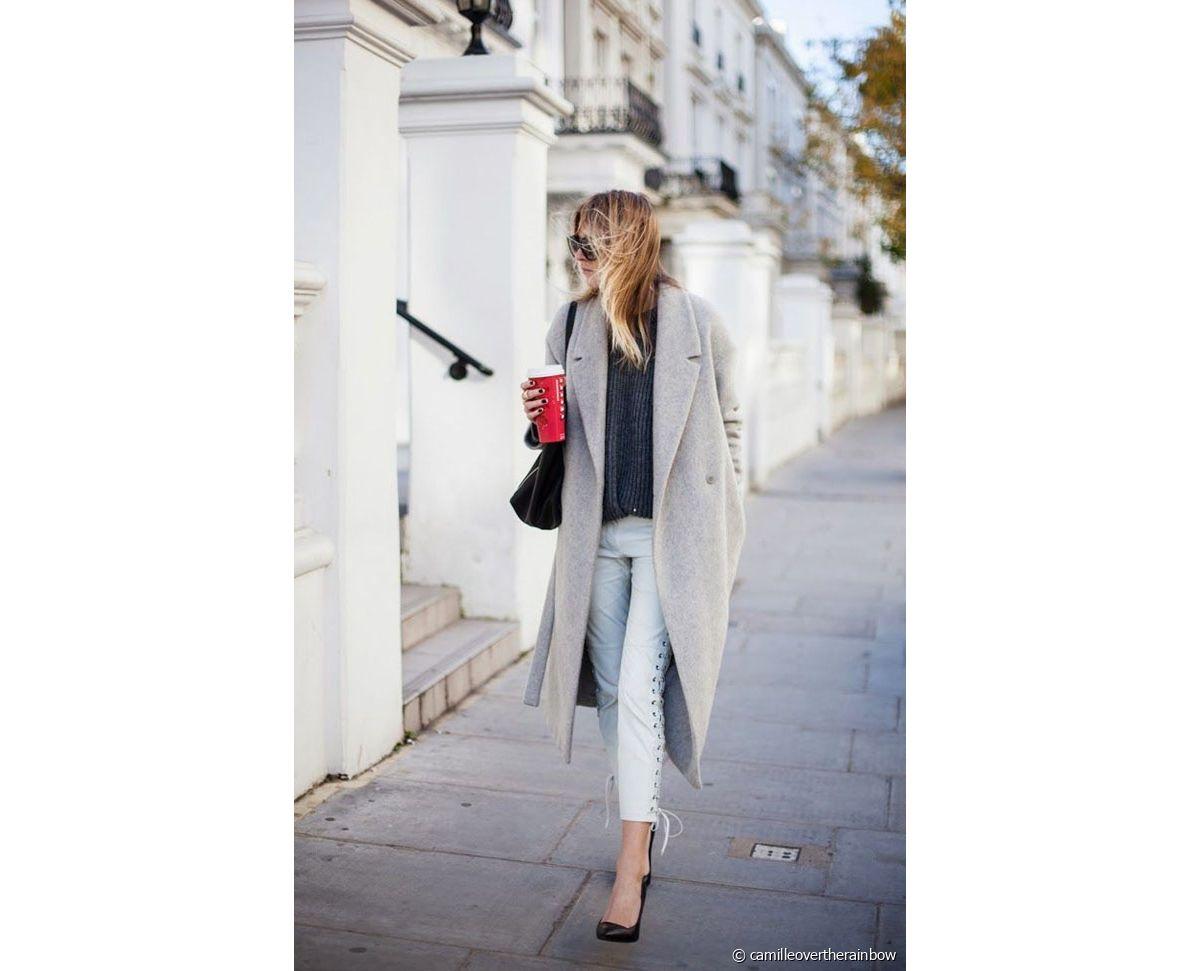 Manteaux Longs Et Chaussures Les Plus Beaux Combos De La