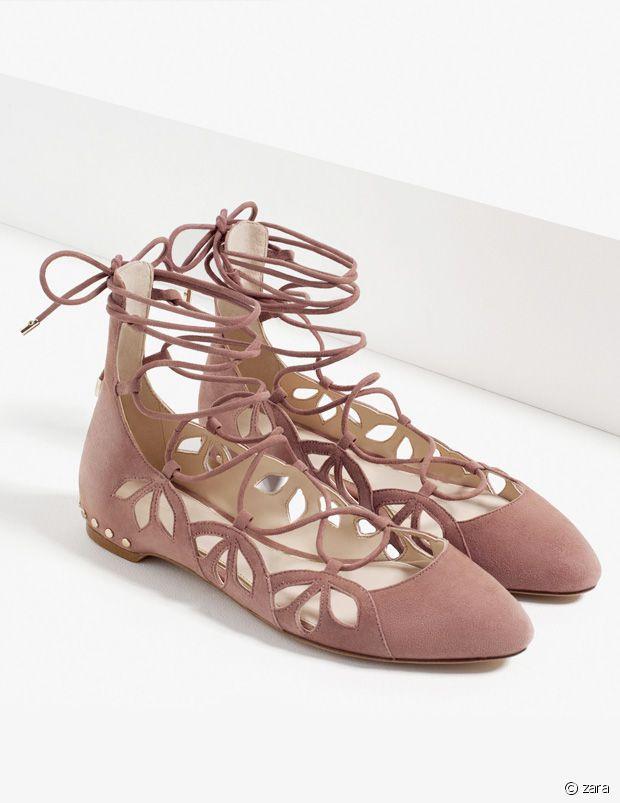 Zara aussi s'est mise en mode printemps !