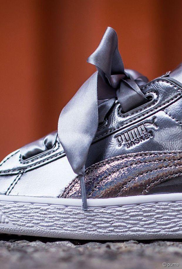 7348715ef34aa Sélection de chaussures métalliques pour briller tout l automne
