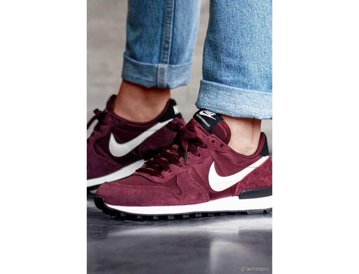 Nike Internationalist 10 paires baskets canons - Run Baby Run