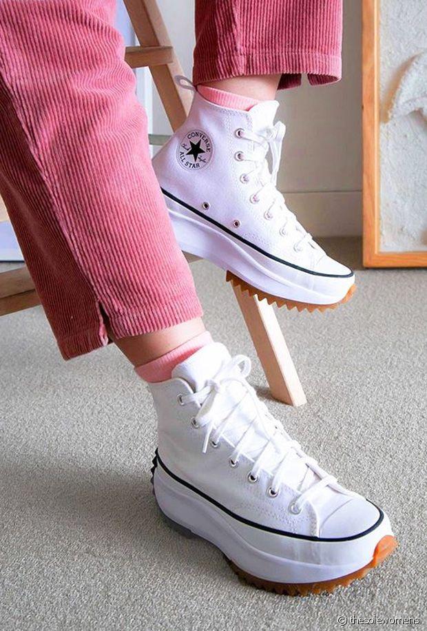 Focus sur les chaussures à semelles crantées Run Baby Run