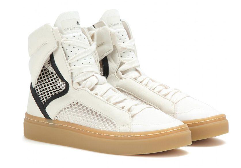Stella McCartney et Adidas retournent aux sources de la basket de boxe