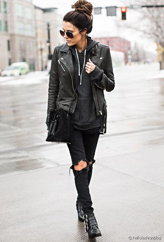 Comment porter des bottines à boucles cet automne-hiver ?