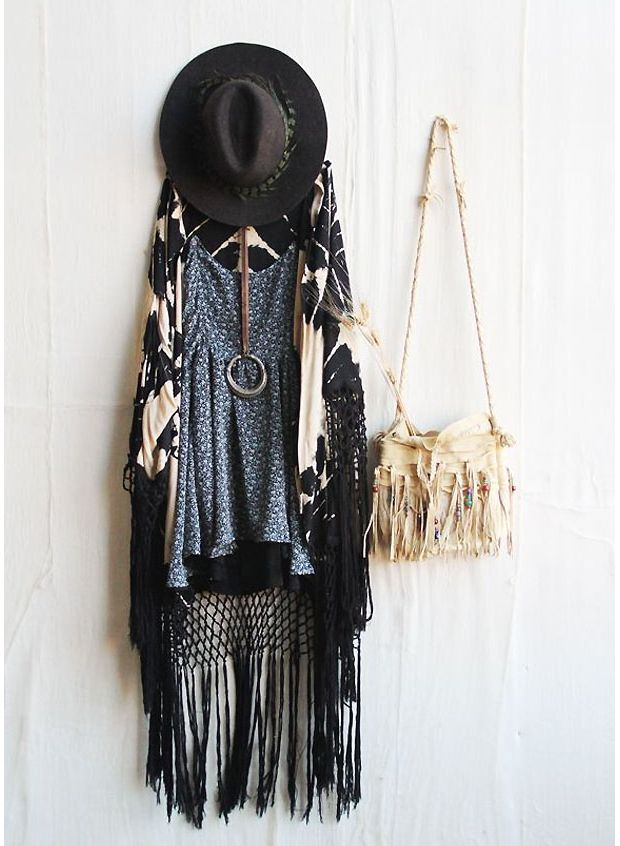 Pas mal ce petit look western Free People non ?