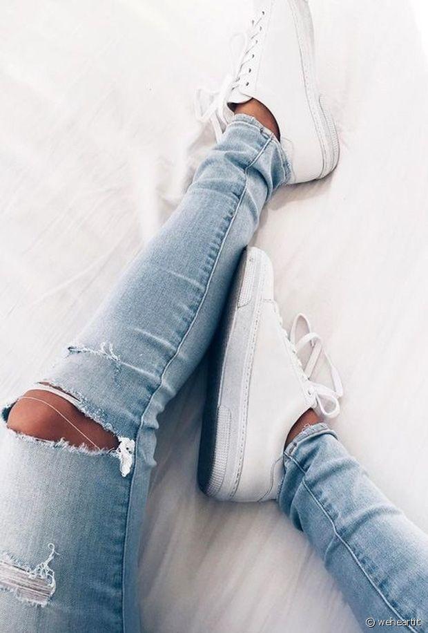 Sélection de chaussures blanches pour le printemps