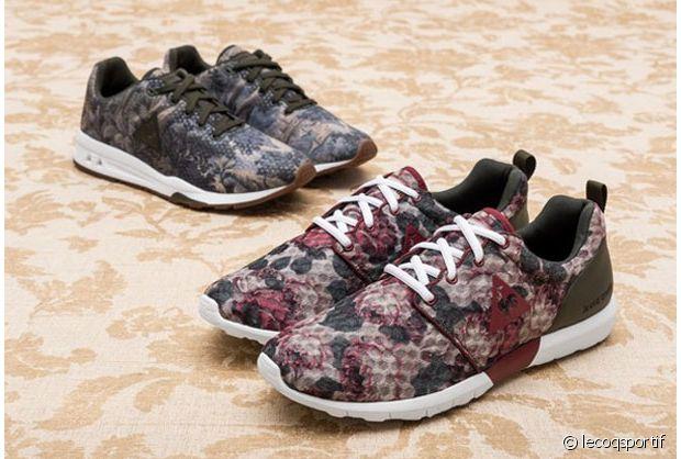 Des chaussures qui ne font pas tapisserie (oh oh)