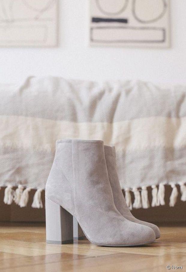 Zoom sur les chaussures Kiomi