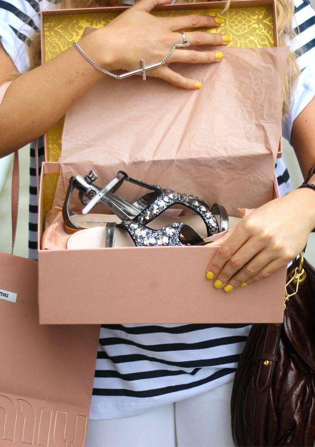 Sélection de chaussures pour la fête des mères