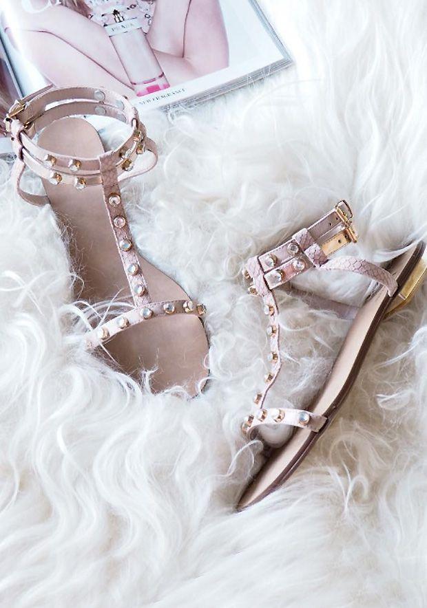 Sélection de sandales bijoux pour l'été