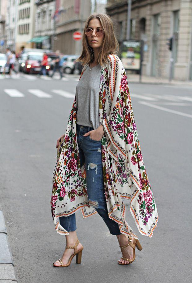 Quelles chaussures porter avec un kimono ?
