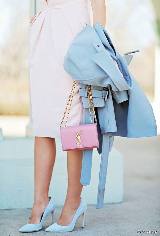 Sélection de chaussures bleu clair pour le printemps-été 2019