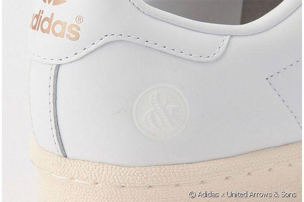 Le logo blanc sur fond blanc : subtil !