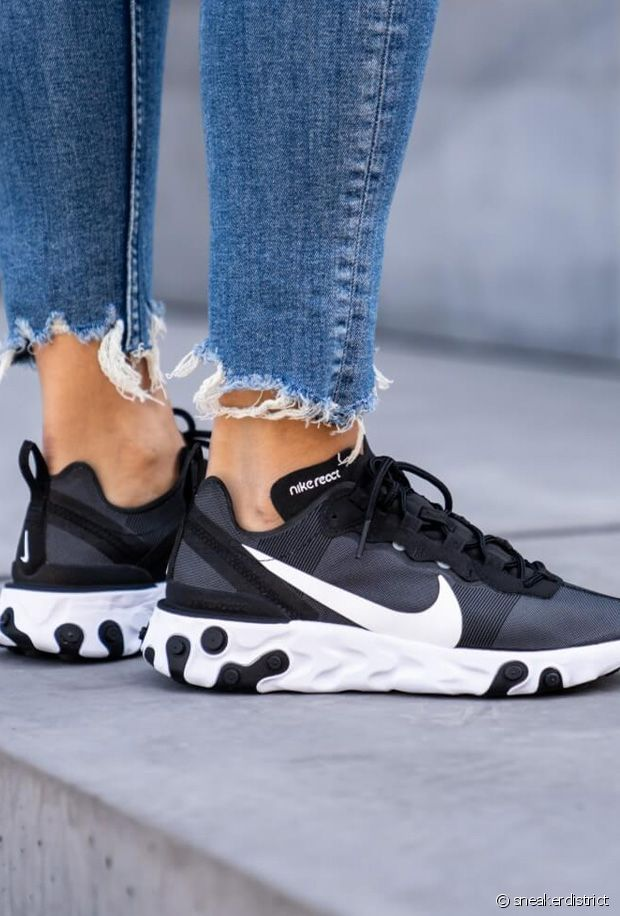 Baskets Nike React Element 55 : il me faut une paire de sneakers !