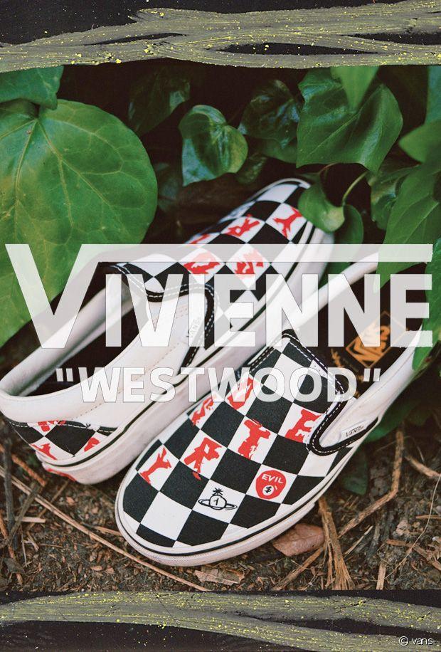 Vans x Vivienne Westwood : la collaboration de baskets punk