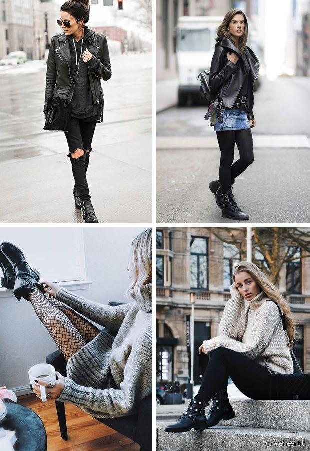 Comment porter des bottines de motarde cet hiver ? Run