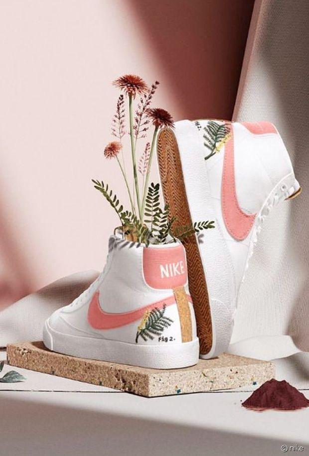 Nike Plant Cork : la nouvelle collection de baskets fleuries à ne pas manquer
