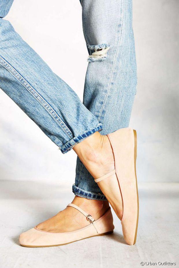 Des souliers de petits rats pour une régression tout en douceur