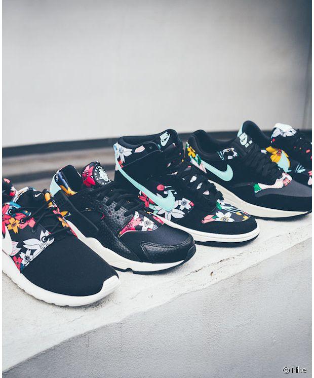 nouveaux styles 1a347 8d715 Nike rend hommage à Hawaï avec son pack Aloha - Run Baby Run