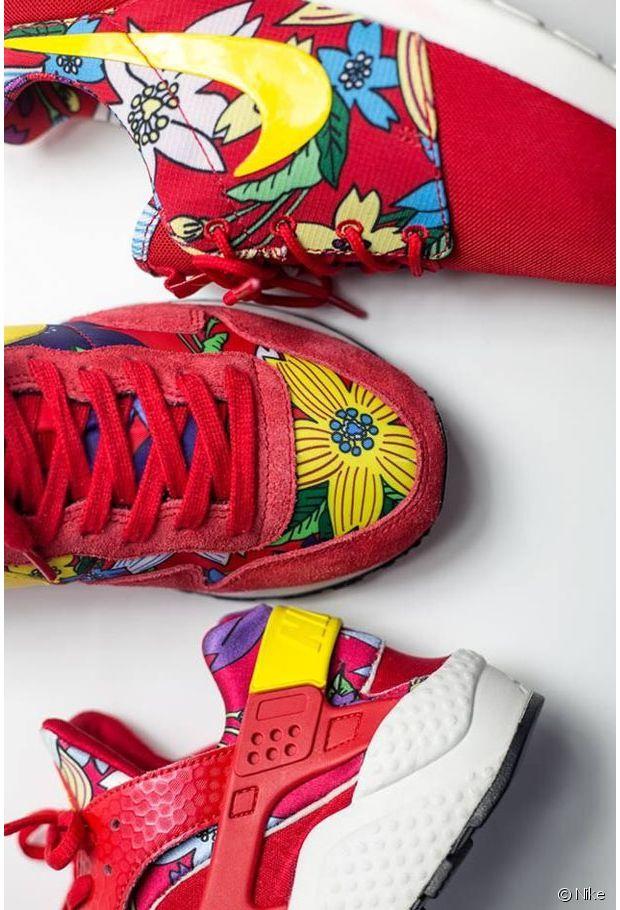 Nike Aloha Red Pack